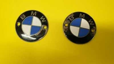 Used BMW tank badges