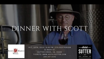 Dinner With Scott