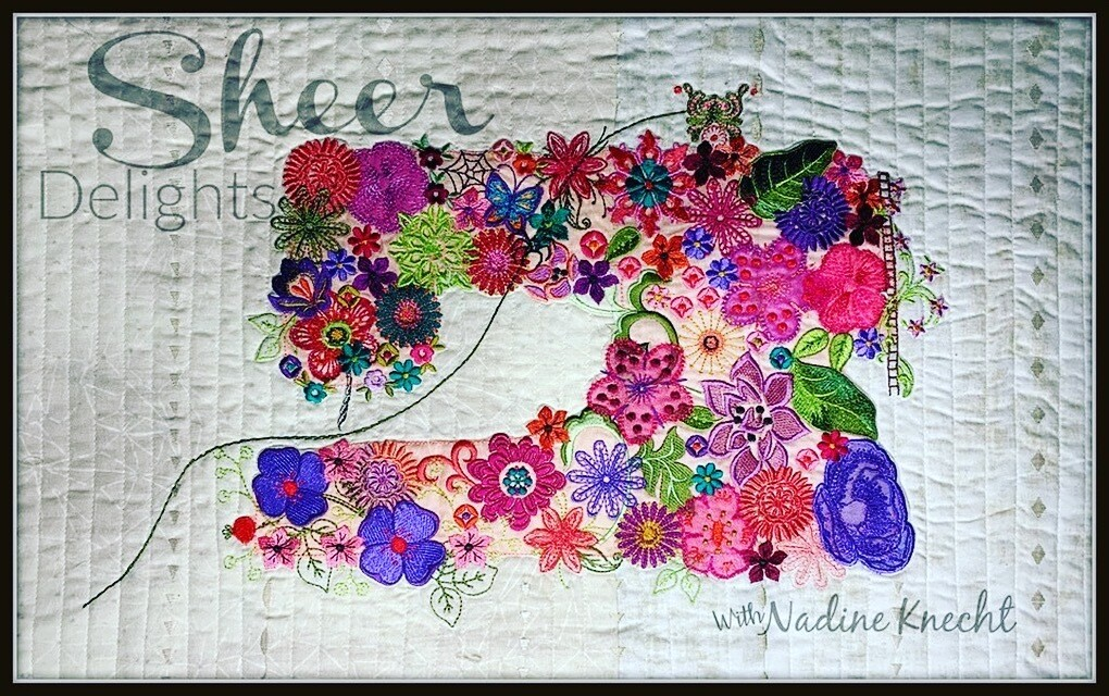 Sheer Delights Design Collection Special - EmbroideryM.O.M. offer