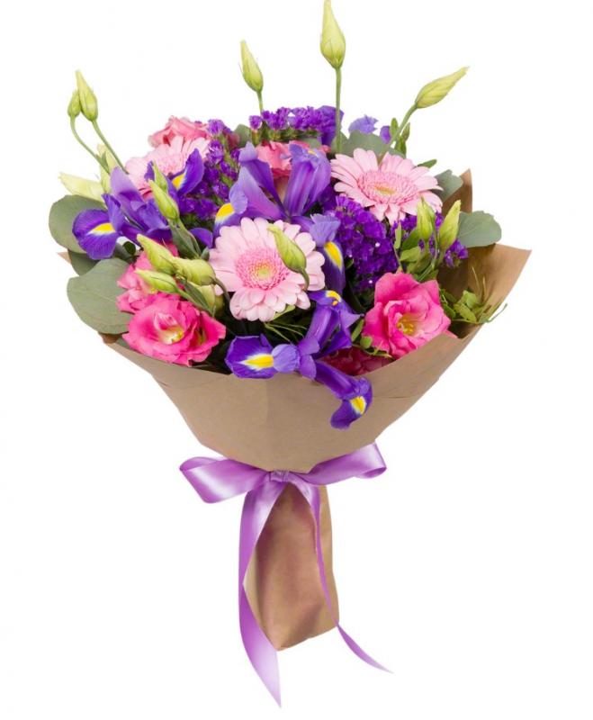 Букеты из цветы с доставкой недорого москве, букете