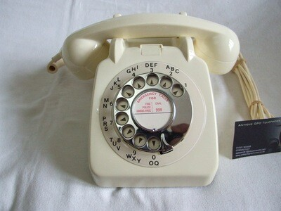 Antique, Bakelite, Vintage and GPO Telephones for Sale