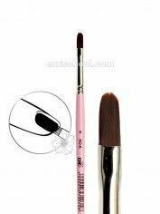 Oval Brush #6