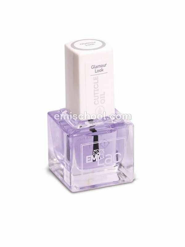 E.MiLac Cuticle Oil Glamour Look, 6/15 ml.