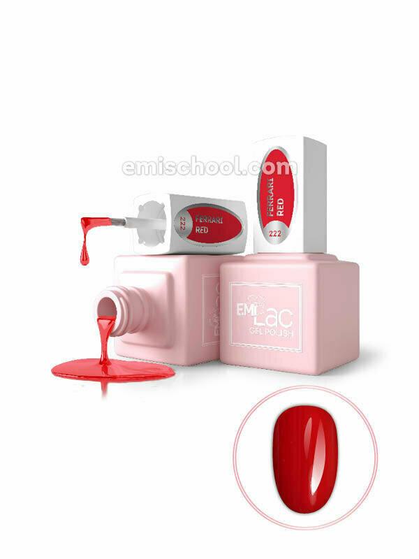 E.MiLac Red Manifest- Ferrari Red #222, 9 ml.