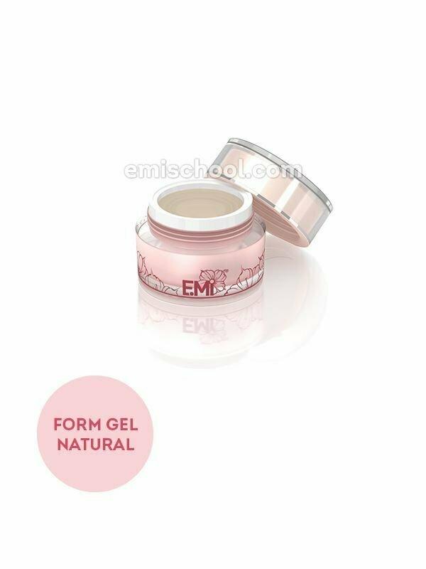 Form Gel- Natural, 5/15 g.