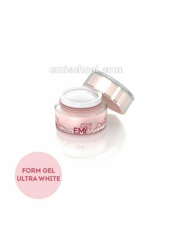 Form Gel- Ultra White, 5/15 g.