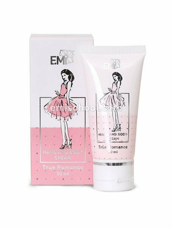 Hand and Body Cream- True Romance, 30 ml