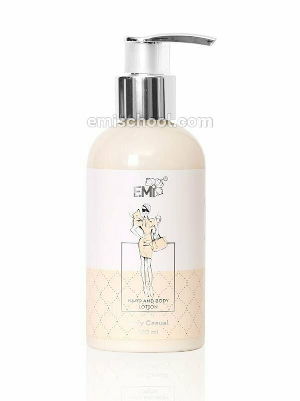 Hand and Body Lotion- Daily Casual, 200 ml