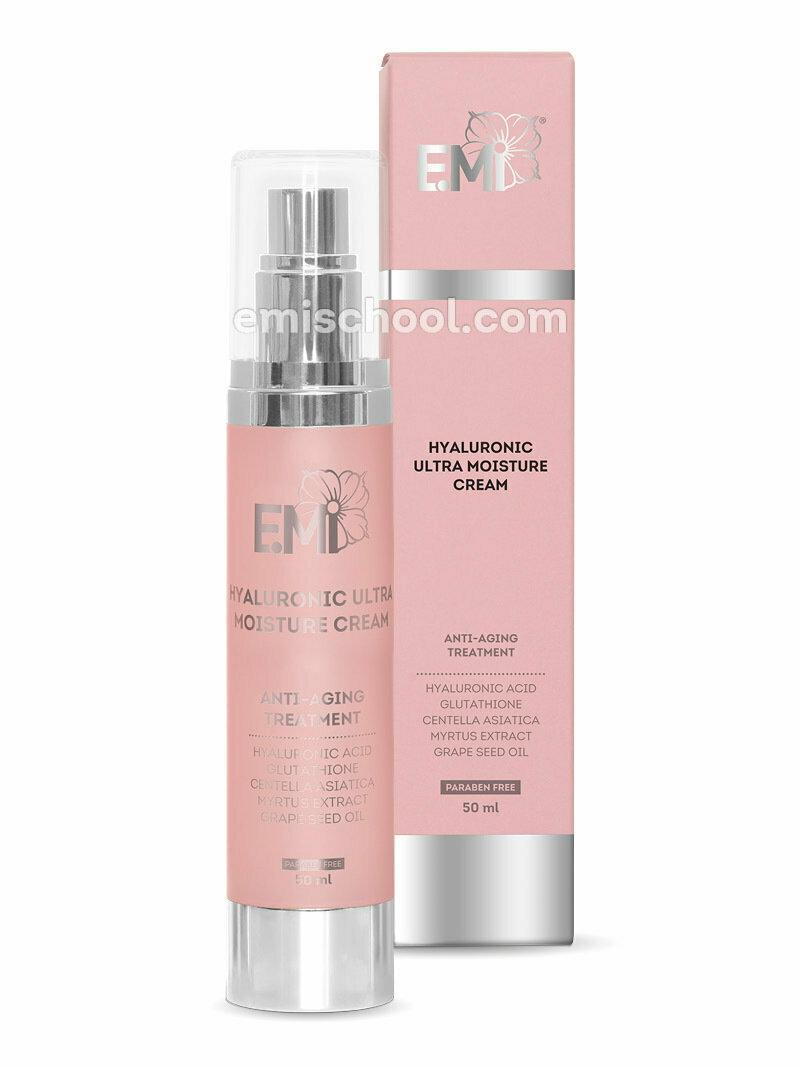 Hyaluronic Ultra Moisture Cream for Hands, 50 ml.