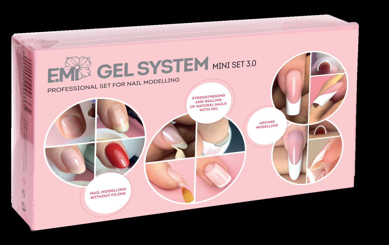 E.Mi Gel System Mini Set 3.0