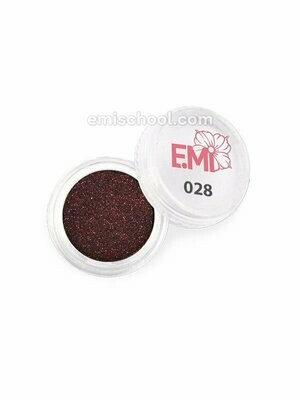 Metallic One-Colour Dust #028