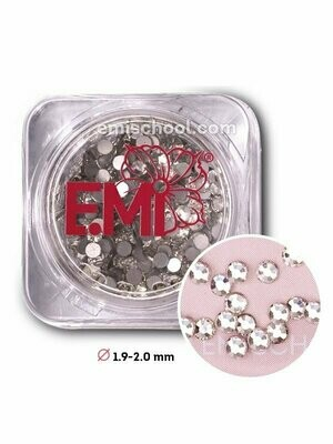 Rhinestones Brilliant #6, 500 pcs