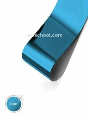 Foil glossy Sky Blue, 1.5 m