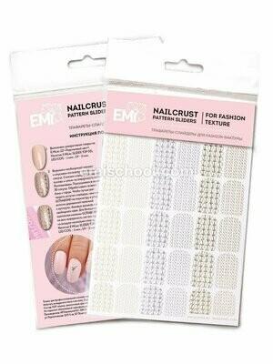 NAILCRUST Pattern Slider Braids #31