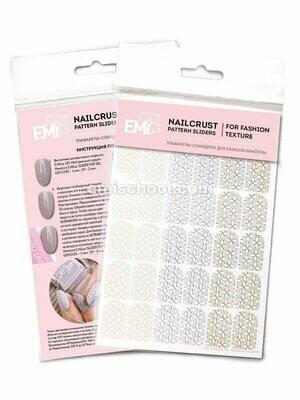 NAILCRUST Pattern Slider Flower Garden #28