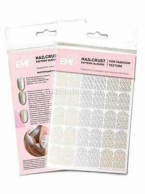 NAILCRUST Pattern Slider Petals #29
