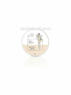 Hand and Body Cream Souffle Daily Casual, 50/200 ml.