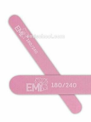 Nail File pink 180/240 for natural nails