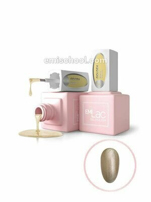 E.MiLac Fashion Queen Golden Diva #157, 9 ml.