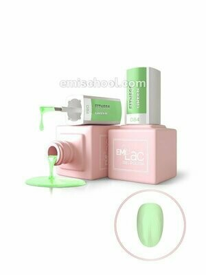 E.MiLac Sport Chic- Fitness Green #084, 9 ml.