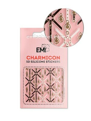 Charmicon 3D Silicone Stickers #93 Waist Belts