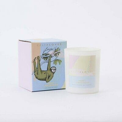 Soy Candle - Sweet Lemongrass