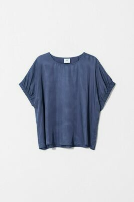 Lesja Shell Top - Bluestone