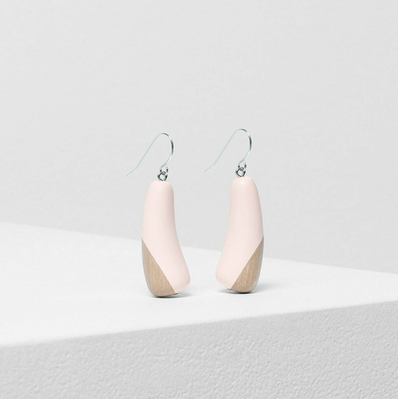 Ekby Half Drop Earrings