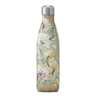 Stainless Steel Bottle - Vintage Rose
