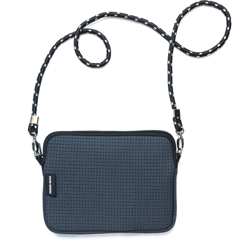 Pixie Neoprene Bag - Charcoal