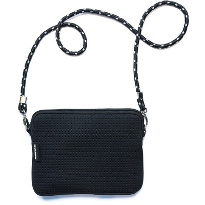 Pixie Neoprene Bag - Black