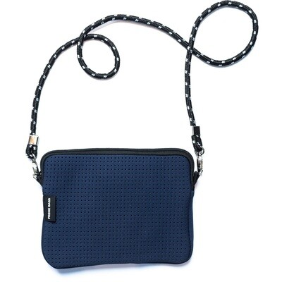 Pixie Neoprene Bag - Navy