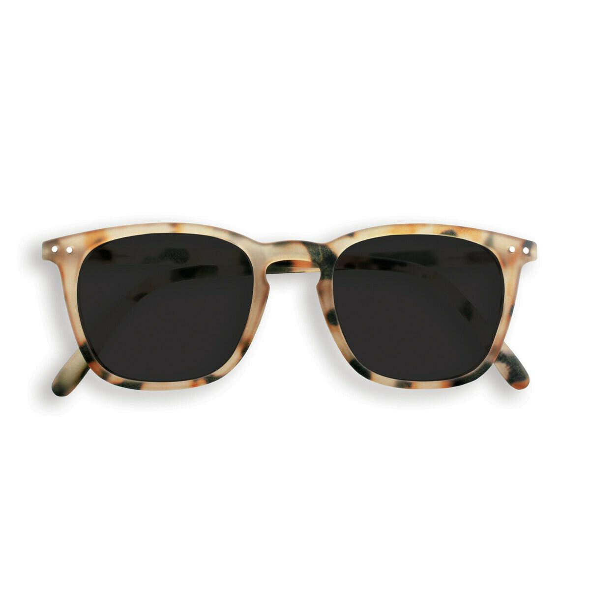 Sunglasses #E - Light Tortoise