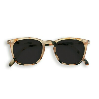 Sunglasses #E - Light Tortoise