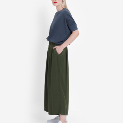 Arden Pants - Olive