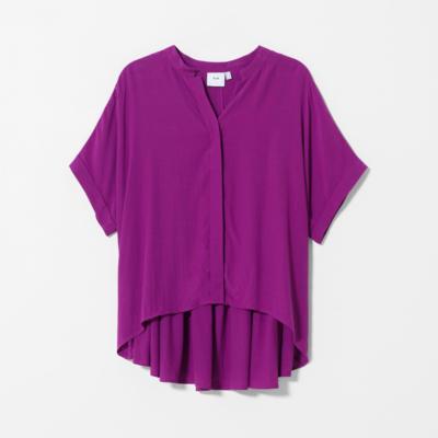 Lund Shirt - Magenta