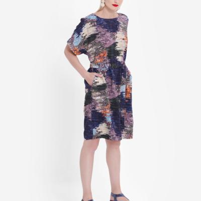 Print Adren Dress