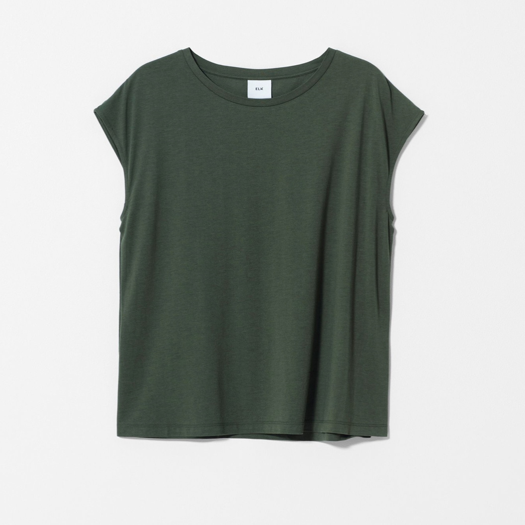 Oue Tee - Olive