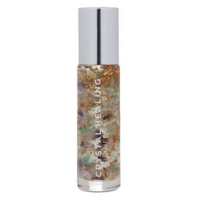 Essential Oil Crystal Roller - Focus