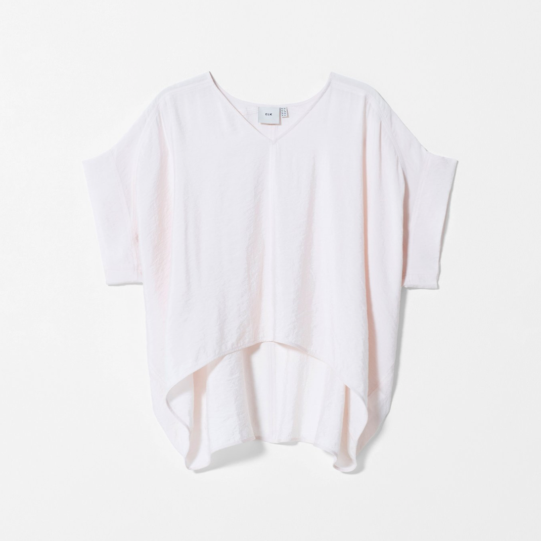 Kvelde Top - Light Pink
