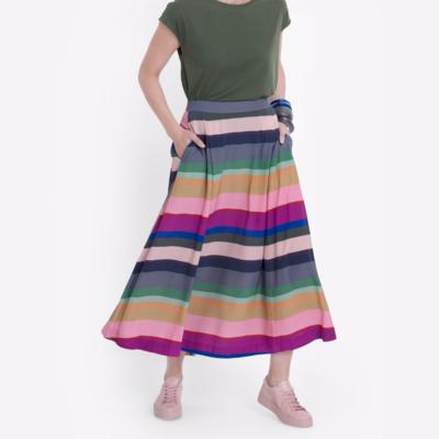 Lysbro Skirt - Multi