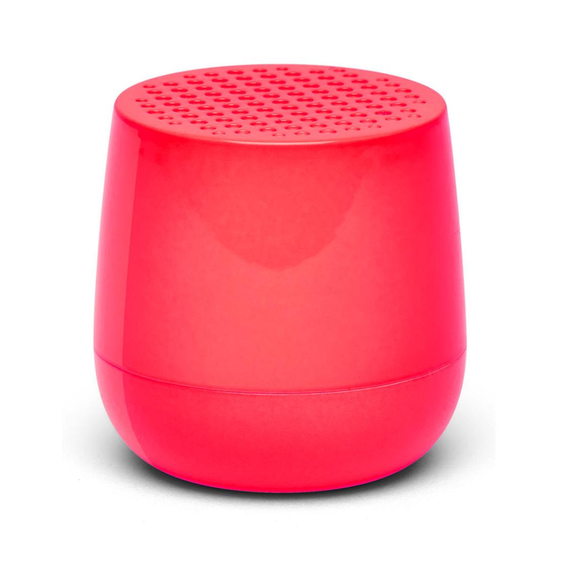 Mino Speaker - Glossy Fluro Pink