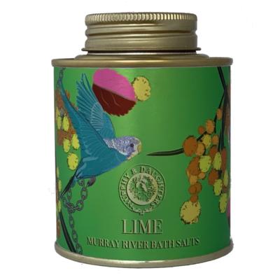 Bath Salts - 285ml - Lime