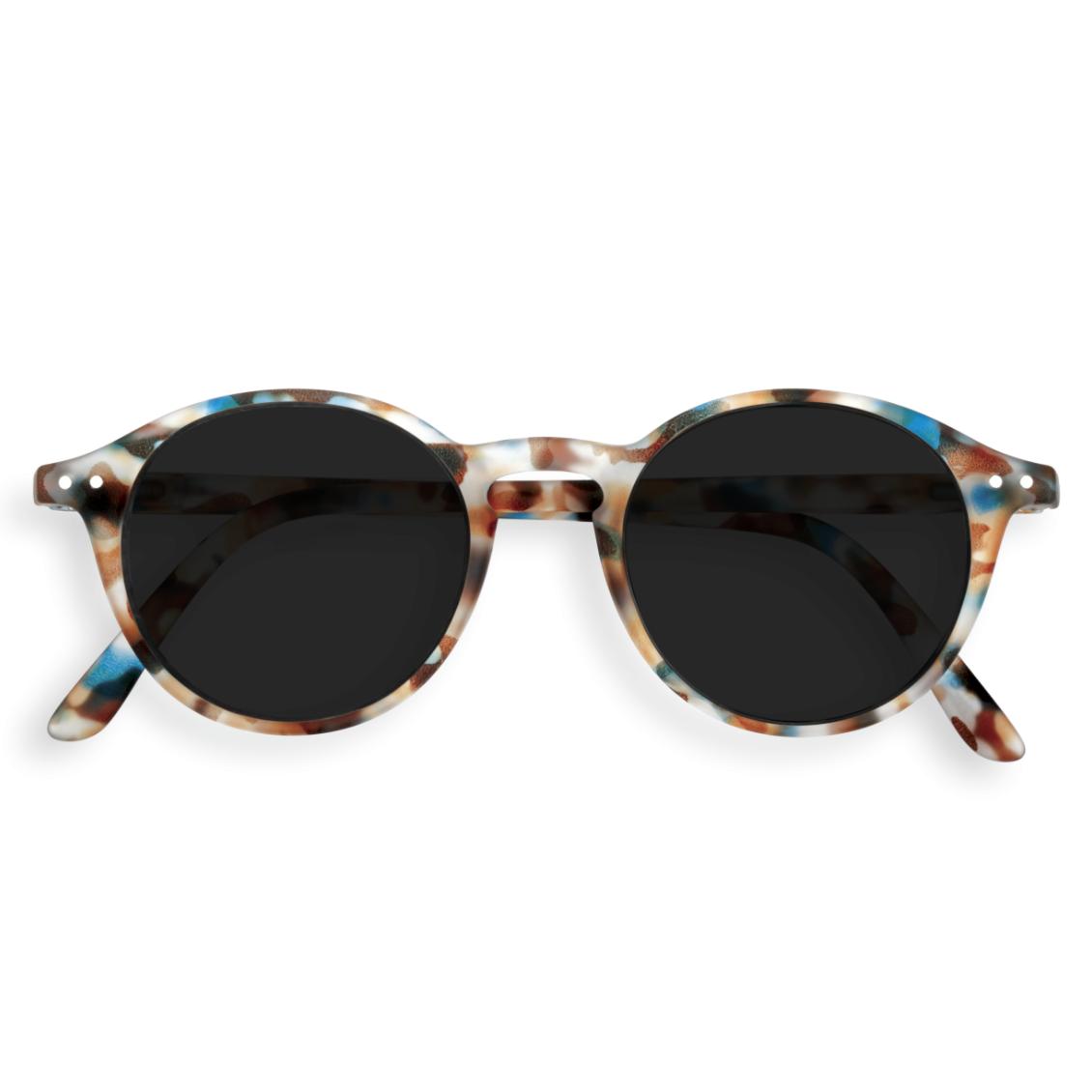 Sunglasses #D - Blue Tortoise