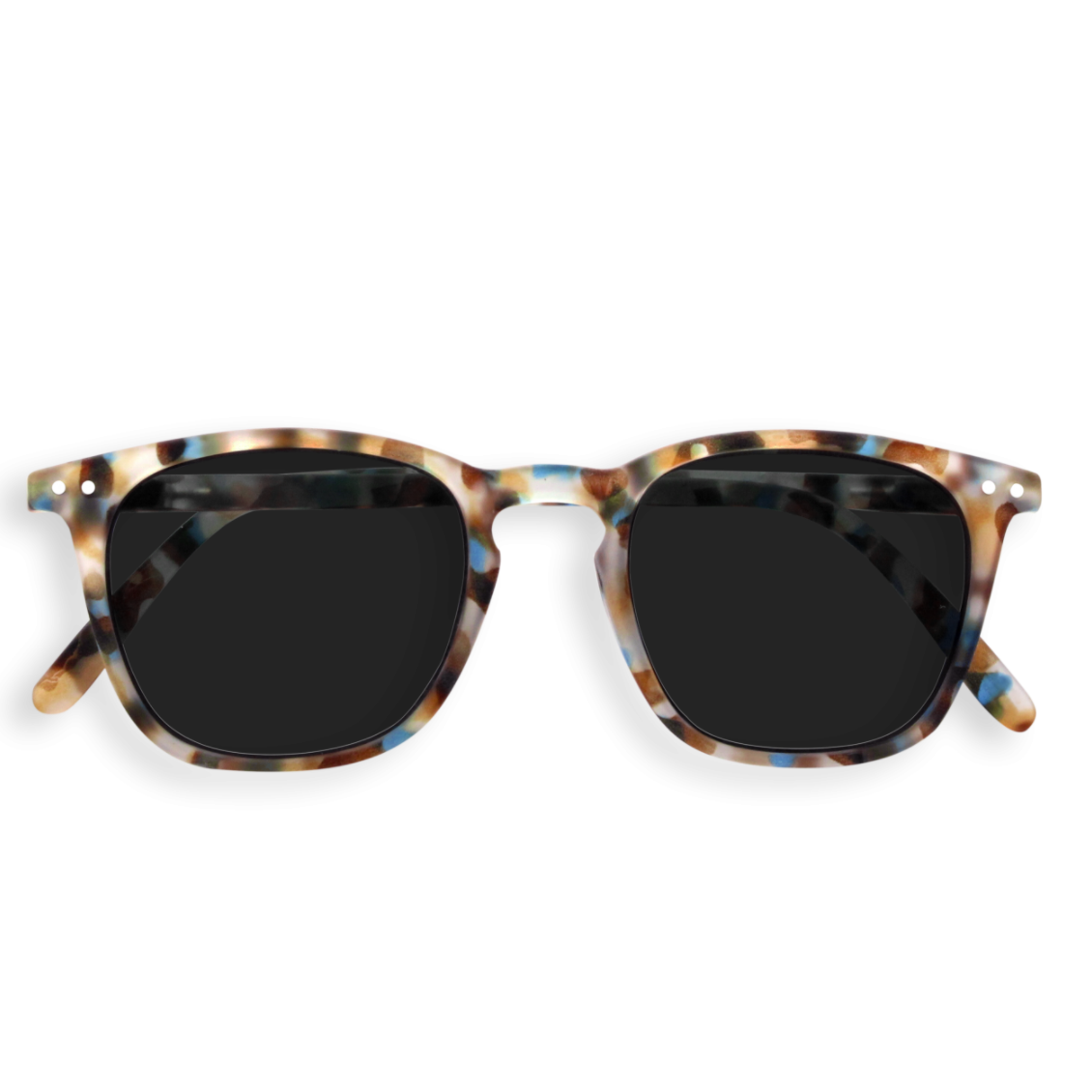 Sunglasses #E - Blue Tortoise