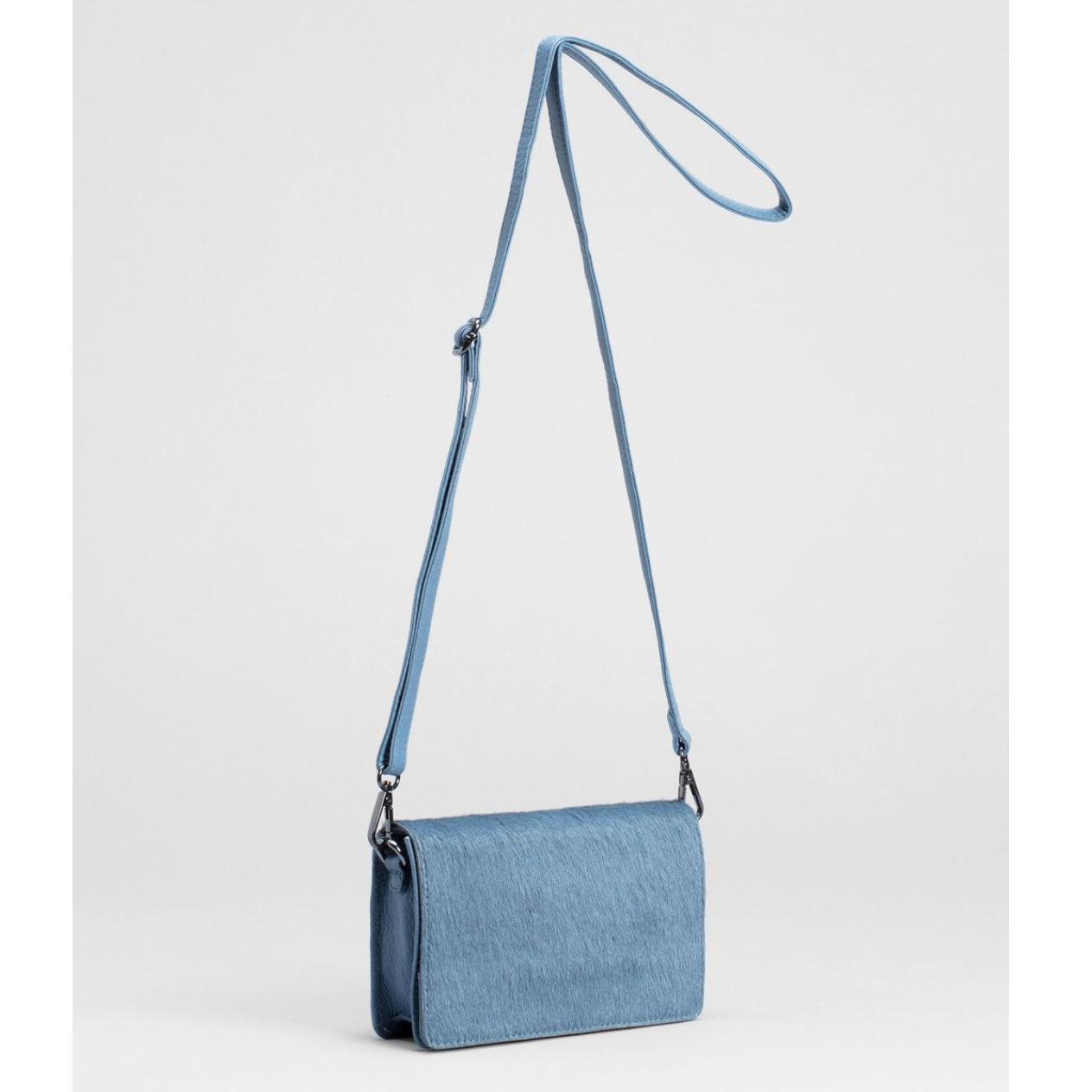 Marah Belt Pouch Bag - Light Blue