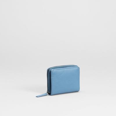 Marah Small Wallet - Light Blue