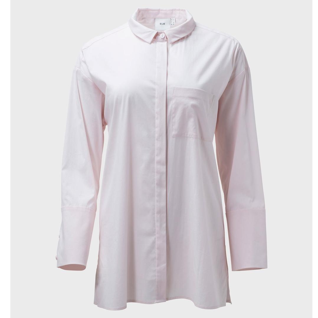 Maida Shirt - Blush