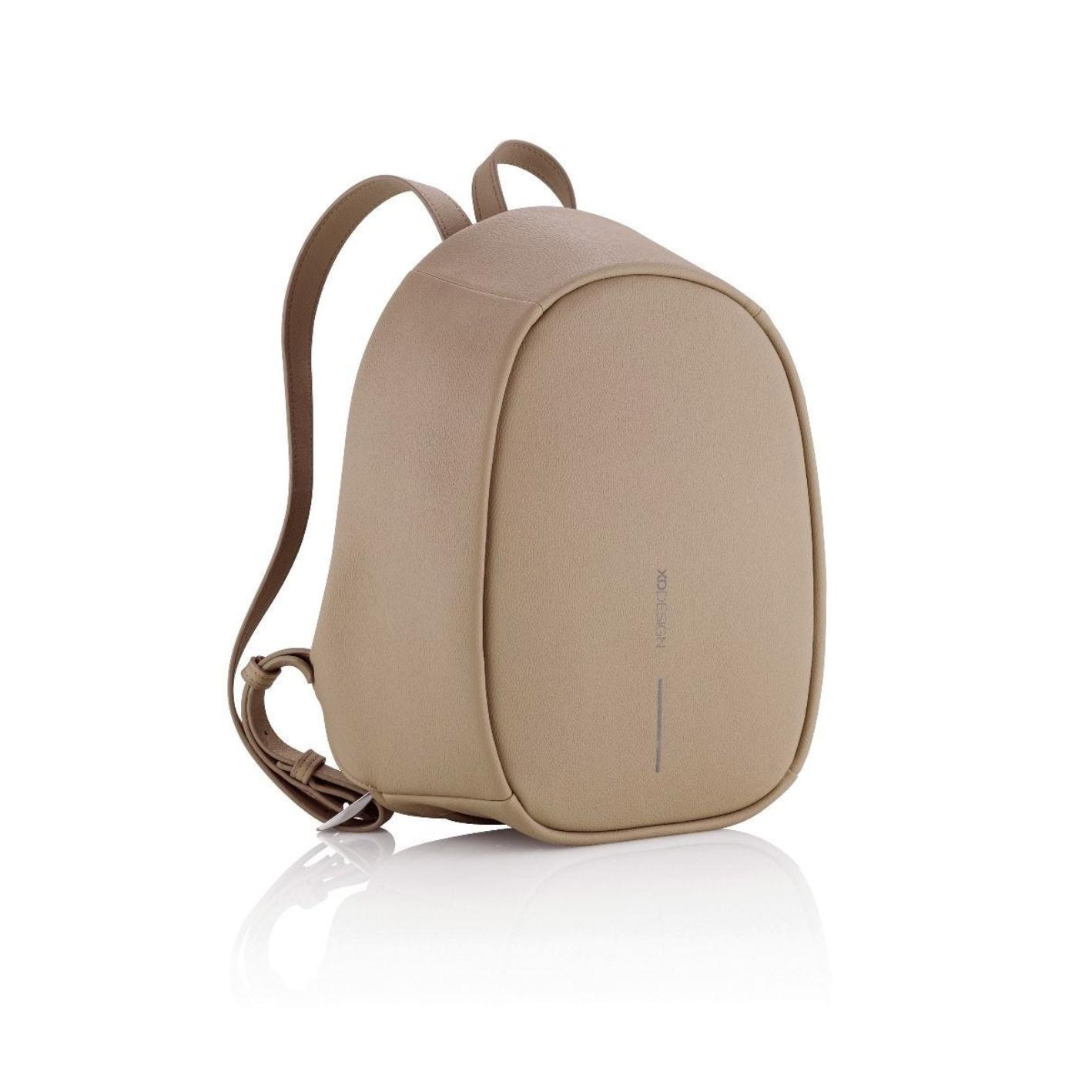 Elle Fashion Anti-Theft Backpack - Mocha