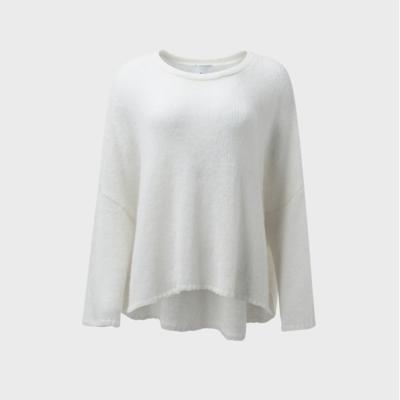 Agna Knit Sweater - Cream